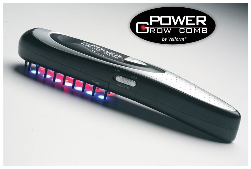 лазерна гребінець power grow comb фото